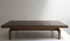 Bench / Table by Joe Pipal