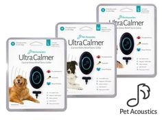 Ultra Calmer Stress Relief Sonic Collar | Coupaw