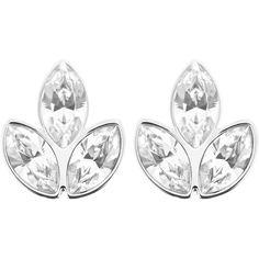 4513f5e46 SWAROVSKI AZALEA PIERCED EARRINGS 5083131 | Duty Free Crystal Pierced  Earrings, Silver Earrings, Stud
