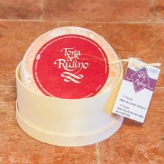 Torta artesanal Rufino leche de cabra