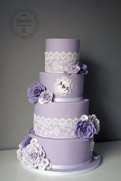 Wedding Cake # Roses # Lilac # Purple … – Basti & Anna – … – Famous Last Words Wedding Cake Roses, Purple Wedding Cakes, Fall Wedding Cakes, Wedding Cakes With Cupcakes, Beautiful Wedding Cakes, Wedding Cake Designs, Wedding Cake Toppers, Gold Wedding, Silhouette Wedding Cake