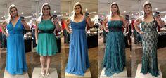 vestido de festa plus size 1 - grandes mulheres
