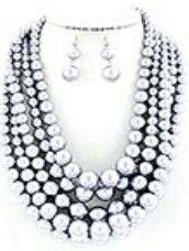 Platinum pearls