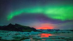 Watch a massive solar storm charge up the aurora borealis. Catching the aurora borealis during a massive solar flare is an experience of a lifetime. Just ask this photographer. See The Northern Lights, To Infinity And Beyond, Milky Way, Amazing Nature, Nature Photos, Night Skies, Science Nature, Beautiful World, Mother Nature