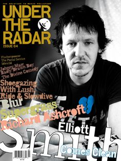 Under the Radar -- Issue #4 Spring 2003 - Elliott Smith