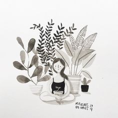 Marloes De Vries / illustrator