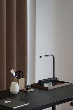 Styled by Kristinna Andreasen for Z-huset #interiordesign #lamp #lighting #design #furniture