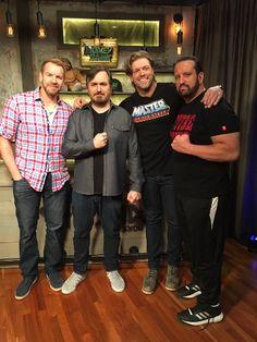 BQ, Edge, Christian, Tommy Dreamer