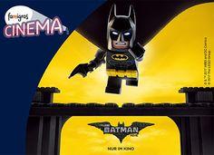 """Gewinne mit Famigros 5000 Kinotickets für die Famigros-Vorpremieren von """"The LEGO® Batman Movie""""!  Teilnahmeschluss: 21. Januar 2017  Sichere dir hier dein Chance im Wettbewerb: http://www.gratis-schweiz.ch/gewinne-5000-kinotickets-fuer-den-film-the-lego-batman-movie/  Alle Wettbewerbe: http://www.gratis-schweiz.ch/"""