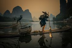 Photograph Old man and his friends by Bobby Joshi Photography on 500px