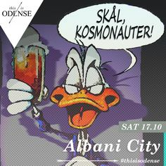 Øllet blev hans skæbne. En guidet tur i Odins by. Læs anbefalingen på: http://www.thisisodense.dk/da/21508/oellet-blev-hans-skaebne Andet | Lørdag d. 17. okt. | Kl. 15:30