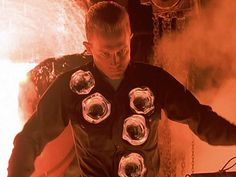 Robert Patrick as the T-1000 in Terminator 2: Judgement Day (1991) | Terminator 2 made extensive use of computer-generated imagery (CGI) to vivify the main two Terminators. The use of such technology was the most ambitious since the 1982 and 1984 science fiction films Tron and The Last Starfighter, respectively. [from Wikipedia]