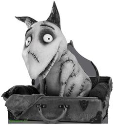 Double scale Duck Toy With Teeth From The Nightmare Before
