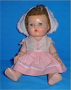 Exactly like my Tiny Tears doll!