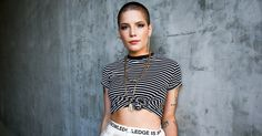 Review: Halsey Showcases Wild Ambitions on 'Hopeless Fountain Kingdom' #headphones #music #headphones