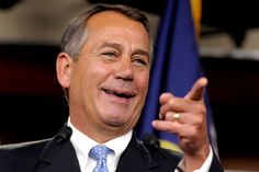 John Boehner To Hold Tax Repeal Vote To Increase Welfare For the Rich