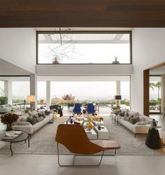 mid century modern loft - Google Search