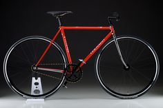 Red, the Colnago photo