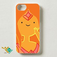 Adventure Time | Flame Princess | iPhone 4 4S 5 5S 5C 6 6+ Case | Samsung Galaxy S3 S4 S5 Cover | HTC Cases - jackandgeorges