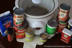 Yummy and delicious! Check out the unexpected secr. Yummy and delicious! Check out the unexpected secret spice ingredient - Keto Chili Recipe, Chili Recipes, Slow Cooker Recipes, Crockpot Recipes, Soup Recipes, Cooking Recipes, Crock Pot Freezer, Crock Pot Cooking, I Love Food