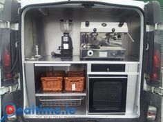 Coffee Van & Coffee Van Conversions