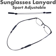 Maxcatch Anti Slip Sun Glassess Glasses Cords Eyeglasseess Chain Cord Holder String RopeSpecification:Brand: MaxcatchMaterial: SiliconeColor: BlackOutside Diameter: Diameter: Length: length after stretching: . Fishing Tackle Box, Fishing Tools, Buy Cosmetics Online, Cord Holder, Sports Glasses, Best Fragrances, Slip, Eyeglasses, Eyewear