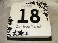Image result for 18th birthday cake ideas for boys