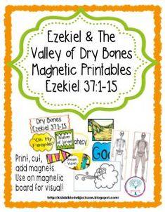 11 Best Ezekiel - Bible Crafts and Activities images in 2018   Bible