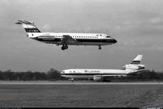 BAC 111-320AZ One-Eleven aircraft picture