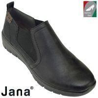 Jana női bokacipő 8-24304-29 001 fekete