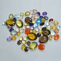 249 Carat Untreated Semi Precious Multi Gemstone Lot