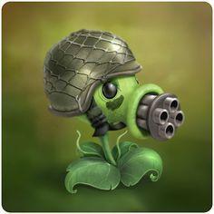 Plants vs Zombies Fan Art on Behance