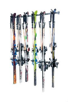 A Step-by-Step Guide to Building Your Own Ski Rack | Pinterest ...