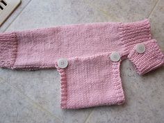 FREE PATTERN...Ravelry: thecatsmom's Side Button Dog Sweater