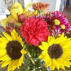 Hello November  #happy #November #flowers