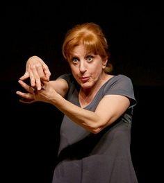 """A Sala Ichos Marinella Manicardi sarà in scena con il suo monologo """"Corpi impuri"""". #teatro #Napoli"""