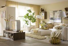 Salas pequeñas | Ideas para decorar, diseñar y mejorar tu casa.