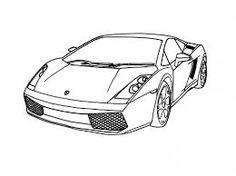 Картинки по запросу контурные рисунки автомобилей
