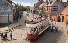 Beamish: The Living Museum of the North, Durham County, UK