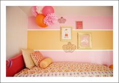 Space saving ideas for a girls shared bedroom