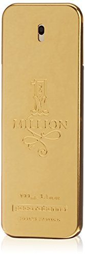 Paco Rabanne 1 Million Eau de Toilette Spray for Men, Unmistakably manly smell Girls fall in love with it Takes the luck out of getting lucky. Paco Rabanne Men, Amazon Price, One In A Million, Young Man, Cologne, Nail Colors, Man Perfume, Emmental, Fragrance