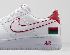 Herren Nike Air Force 1 '07 LV8 3 DIY SchwarzSchwarzMetallisch Basketballschuhe