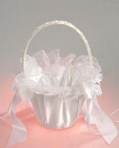 Flower Girl Basket 0061