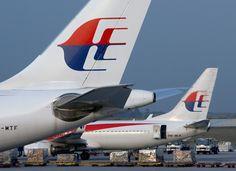 Spauda: Įmonės Malaizija Airlines paskelbė techninį bankro...