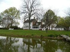 St. Mary's County: where Maryland got its start. Photo: Historic Woodlawn Estate, land formerly owned by Leonard Calvert