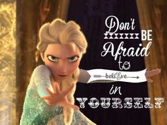 Inspirational Disney Frozen Quotes                                                                                                                                                                                 More