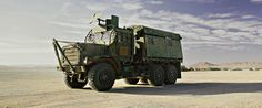 oshkosh defense medium tactical vehicle   Medium Tactical Vehicle Replacement MTVR