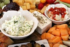 The Ultimate Mediterranean Appetizer Platter | The Organic Kitchen Blog and…