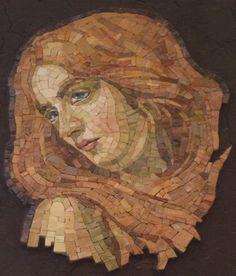 Summer 2103 Exhibition. School of Mosaic, Spilimbergo, Italy. Superlative Art work! Very beautiful!