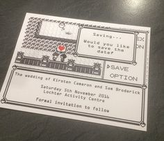 Custom Pokémon Sprite/Pixel Invites by RelativeSpaceAndTime
